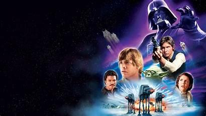 Wars Star Episode Wallpapers Empire Strikes