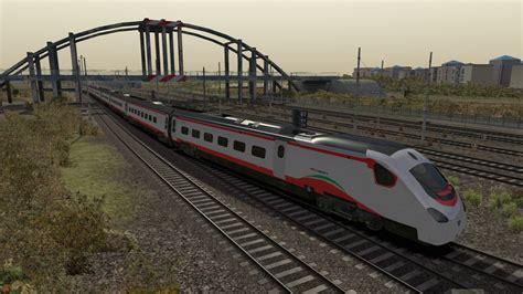 carrozze frecciabianca railworks italia 713 activity