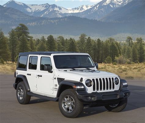 jeep returns willys  adds black tan editions