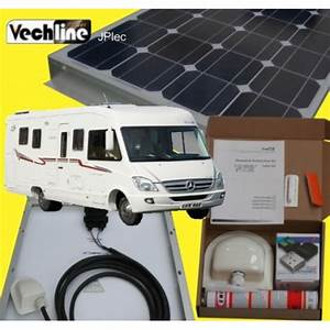 Panneau Solaire Pour Camping Car Monocristallin : panneau solaire camping car kit 120w ~ Nature-et-papiers.com Idées de Décoration