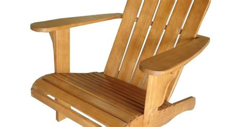 Mimosa Cape Cod Adirondack Timber Chair