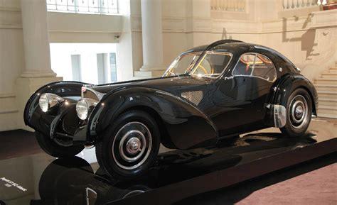 1938 Bugatti 57 Sc Atlantic Coupé