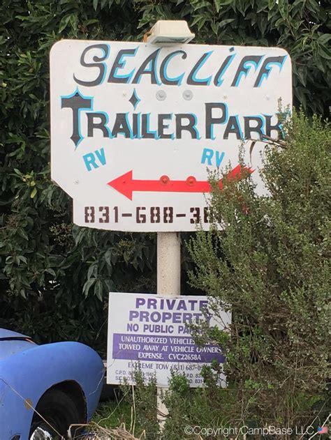 seacliff center rv park aptos california
