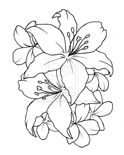 simple flower tattoos designs