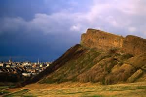Holyrood Park Edinburgh Scotland