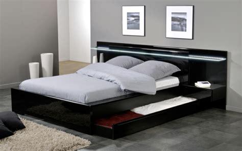 Plattform Betten Mit Fächern Ausgestattet  Aufbewahrung Ideen