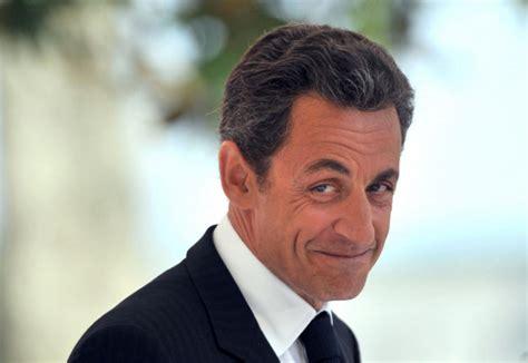 President Nicolas Sarkozy, France
