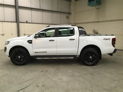 ford ranger wildtrak leasing used 2016 ford ranger wildtrak 4x4 dcb tdci for sale in fife pistonheads