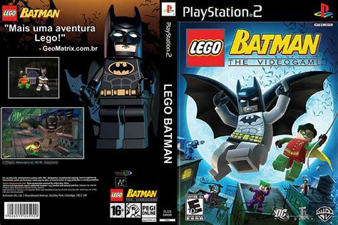 Lego Ps2 Lego Batman Ntsc Custom Weddingsatwhisperingoaks
