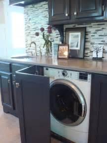 lave cuisine meuble pour cacher le frigo