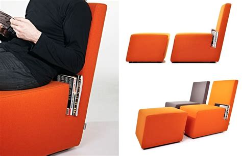 Armchair With Storage by 13 Chairs With Built In Storage For Your Favorite Books