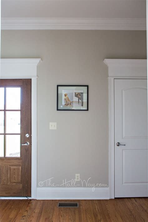 behr sculptors clay wall color silky white trim paint