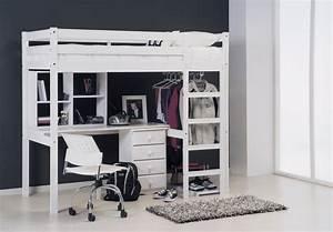 Dimension Lit 1 Place 1 2 : le lit mezzanine pratique et ludique la fois au bon sommeil ~ Teatrodelosmanantiales.com Idées de Décoration