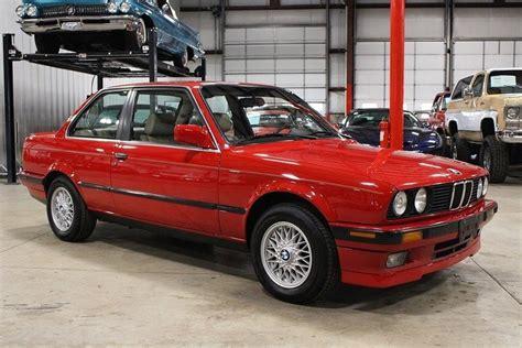 Bmw 325i For Sale by 1989 Bmw 325i For Sale 73745 Mcg