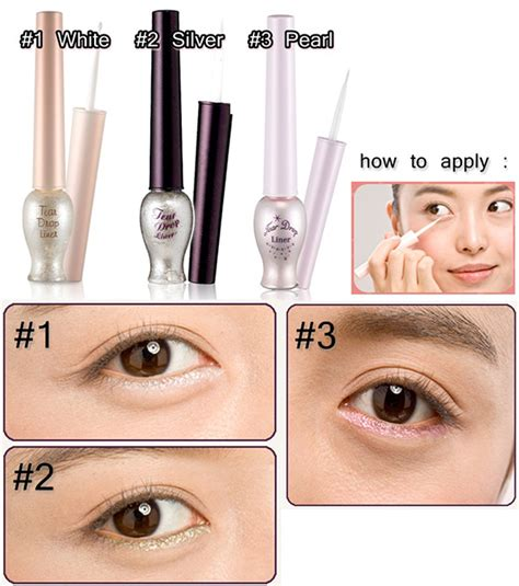 etude house teardrop liner can make your stand out