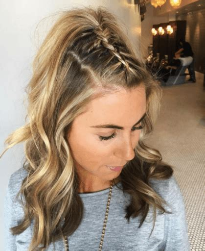 Going Out Hairstyles by Club Hairstyles 21 Hairstyles To Prep For Your Next