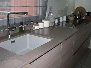 Evier Cuisine Encastrable : evier cuisine gris evier cuisine sherbrooke cuisine avec ~ Premium-room.com Idées de Décoration