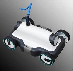Robot Piscine Electrique : robot de nettoyage warrior pour piscines hors sol ~ Melissatoandfro.com Idées de Décoration