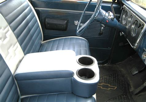 truck bench seat gmc truck bench seat console cup holder ebay