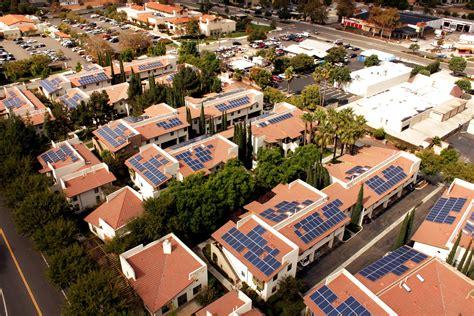 Цена на солнечную энергию в Калифорнии 2 2 цента за кВт*ч RenEn