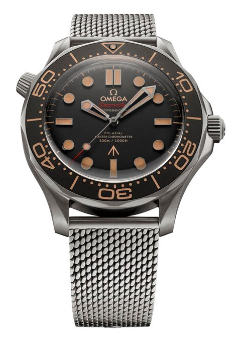 Daniel Craig Helped Design the Omega Watch James Bond ...