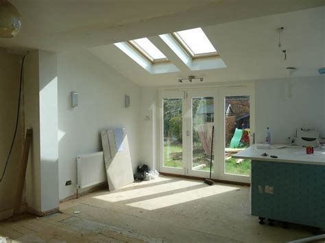 ver architecture single storey rear extension  st albans extension ideas   rear