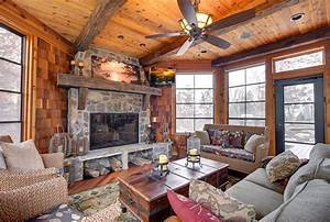 17, unbelievable, rustic, porch, designs, that, will, make, your