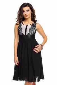 robe de cocktail tendance robe cocktail noire pas cher tm With robe noire cocktail