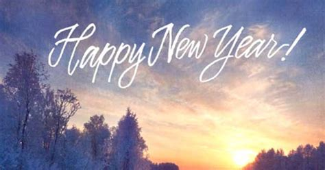 year wishes  years day ecard blue mountain