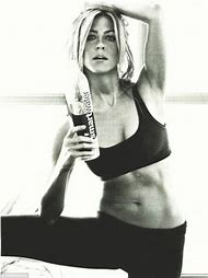 Jennifer Aniston Water Ad