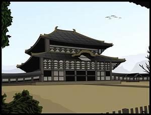 Vector Art - Buddhist Temple by rames on DeviantArt