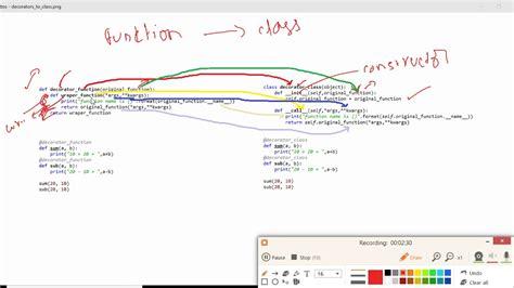 python class decorator 3 python decorator class theory