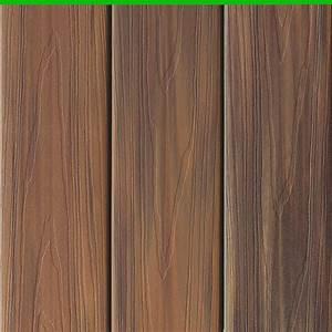 Texture Terrasse Bois : terrasse en bois composite lame fiberon horizon decklinea ~ Melissatoandfro.com Idées de Décoration