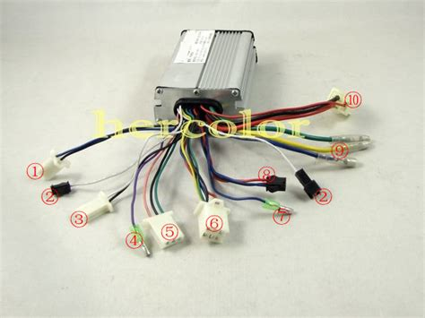 36v 350w brushless motor controller for electric bike bicycle scooter