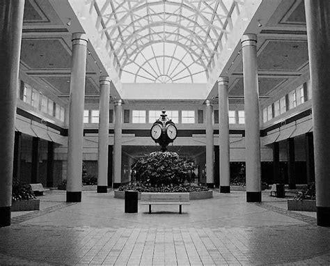 Montgomery AL. black & White mall   The Mall... Black ...