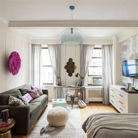 cuisine ouverte sur salon 30m2 meubler un studio 20m2 voyez les meilleures idées en 50
