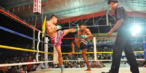 this fight is our fight real muay thai in phuket patong boxing stadium