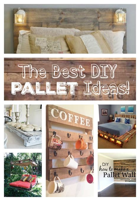 Diy Ideen Holz by The Best Diy Wood Pallet Ideas Kitchen With My 3 Sons