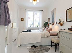 Schlafzimmer In Weiß Einrichten : kleines schlafzimmer einrichten 80 bilder ~ Michelbontemps.com Haus und Dekorationen