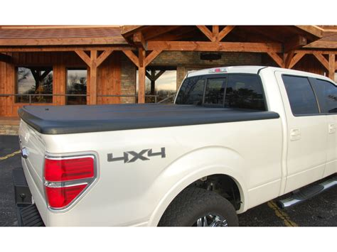 2014 F150 Bed Cover by 2009 2014 F150 Undercover Se One Tonneau Cover 6