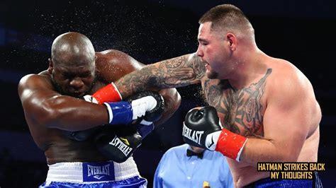 Andy Ruiz Beats Kevin Johnson!!! Calls Out Jarrell Miller
