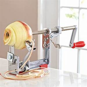Apple Peeler  Corer  U0026 Slicer