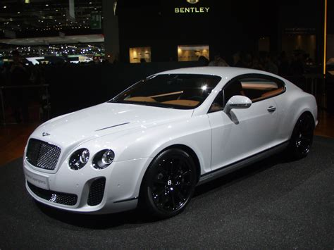 White Bentley by Bentley Continental Gt Review And Photos
