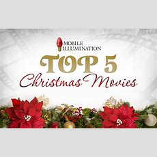 Our Top Five Classic Hollywood Christmas Movies  Mobile Illumination