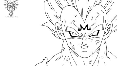 Goten Coloring Pages - Eskayalitim