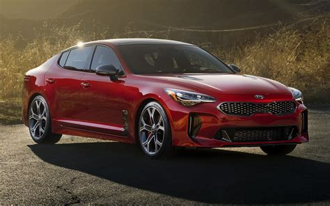 Kia Stinger Gt (2018) Us Wallpapers And Hd Images