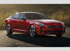 2018 Kia Stinger GT US Wallpapers and HD Images Car