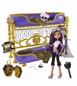 impression de l39article lit et poupee clawdeen monster With accessoire monster high pour chambre