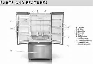 Whirlpool French Door Refrigerator Troubleshooting  U0026 User