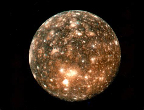 Callisto (lune) — Wikipédia